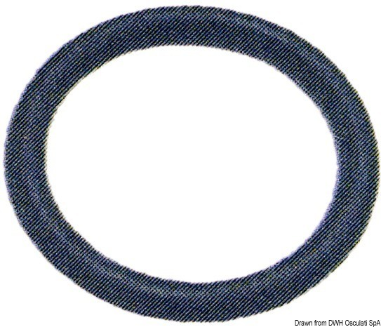 Rubber ring for flying box OE 813967, 43.932.26