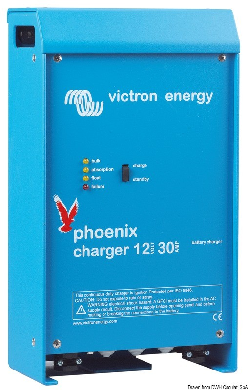 Victron Phoenix battery charger 50 + 4 Ah, 14.266.02