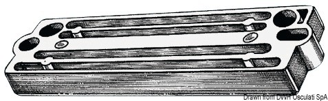 Magnesium rod anode 40/70 HP 4-stroke, 43.640.17