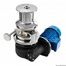 Italwinch Star Plus windlass 2700 W - 24 V gypsy 14 mm, 02.406.17,Osculati,02.406.17,Osculati 02.406.17,Каталог Оскулати